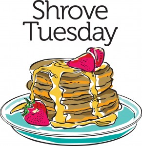 Shrove Tuesday -Pancake Day @ Drouin Anglican Church Hall   Drouin   Victoria   Australia
